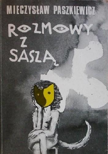 Okładka książki Rozmowy z Saszą