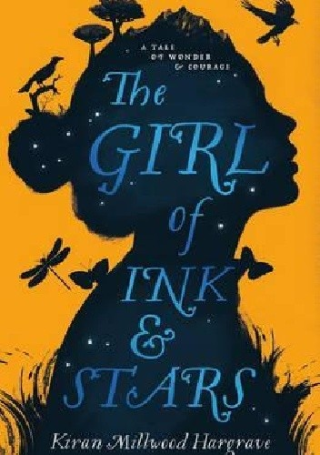 Okładka książki The Girl of Ink and Stars