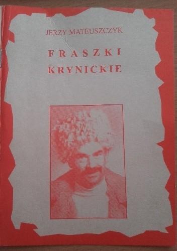 Okładka książki Fraszki Krynickie
