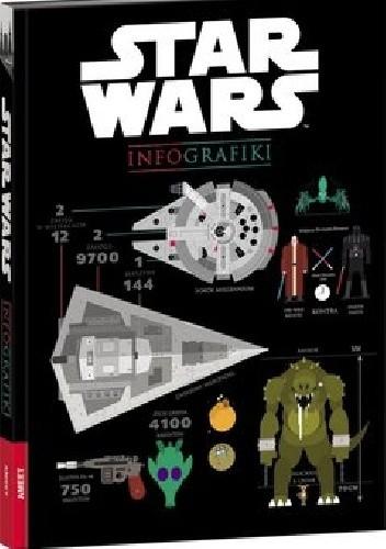 Okładka książki Star Wars. Infografiki