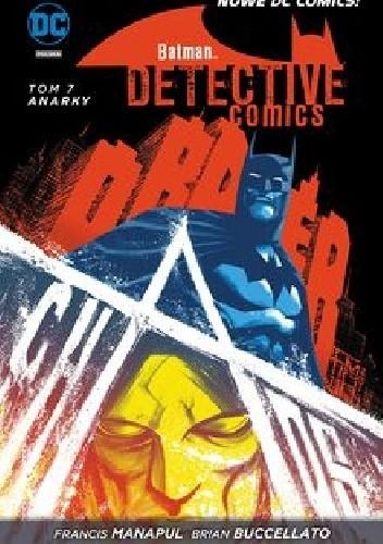 Okładka książki Batman – Detective Comics: Anarky