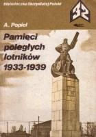 Pamięci polskich lotników 1933-1939
