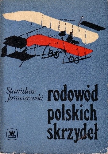 Okładka książki Rodowód polskich skrzydeł