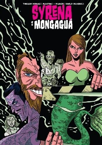 Okładka książki Syrena z Mongaguá