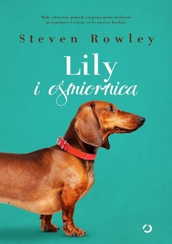 Okładka książki Lily i ośmiornica