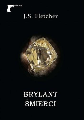 Okładka książki Brylant śmierci
