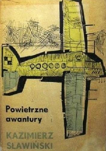 Okładka książki Powietrzne awantury