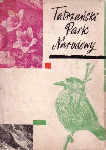 Okładka książki Tatrzański Park Narodowy
