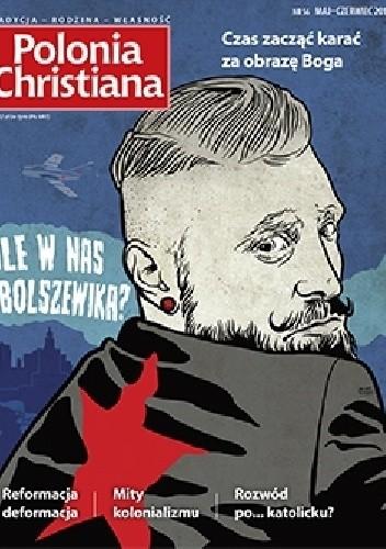 Okładka książki Polonia Christiana maj-czerwiec 2017