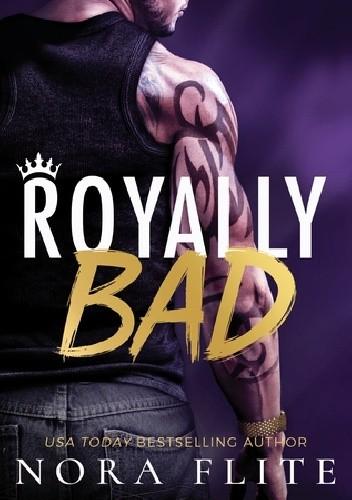 Okładka książki Royally Bad