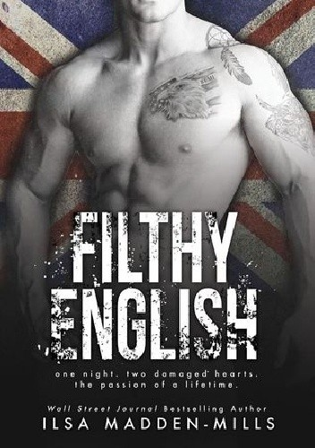 Okładka książki Filthy English