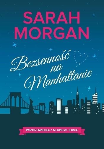 Okładka książki Bezsenność na Manhattanie