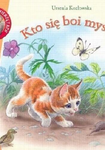 Okładka książki Kto się boi myszy?