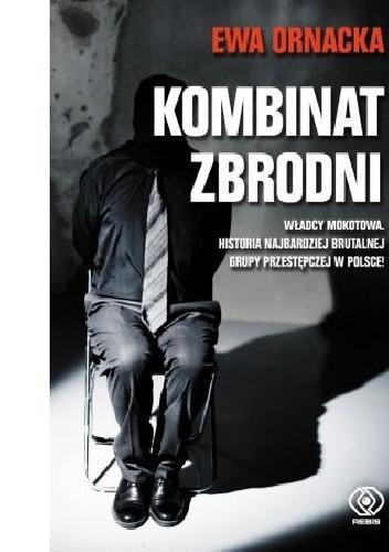 Okładka książki Kombinat zbrodni
