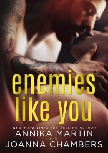 Okładka książki Enemies like You