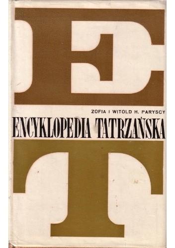 Okładka książki Encyklopedia Tatrzańska