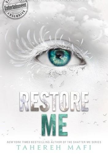 Okładka książki Restore Me