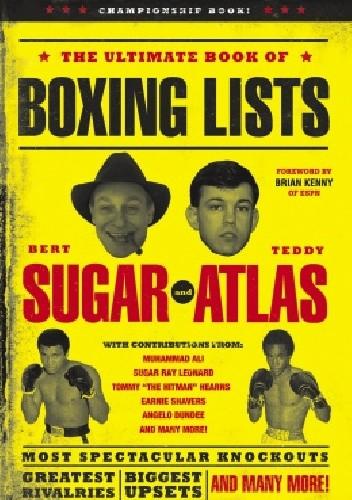 Okładka książki The Ultimate Book of Boxing Lists