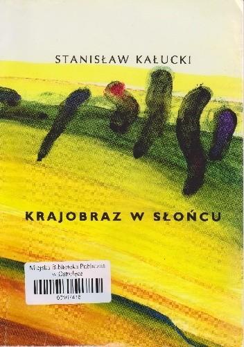 Okładka książki Krajobraz w Słońcu