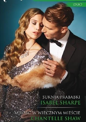 Okładka książki Suknia prababki. Miłość w Wiecznym Mieście