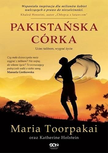 Okładka książki Pakistańska córka