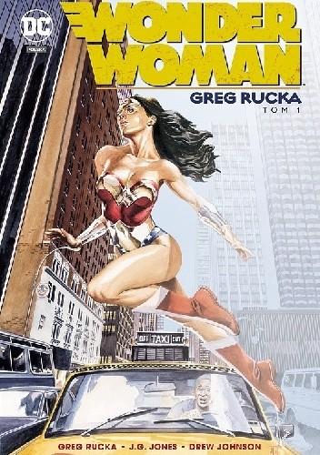 Okładka książki Wonder Woman: Tom 1