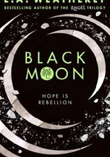 Okładka książki Black Moon