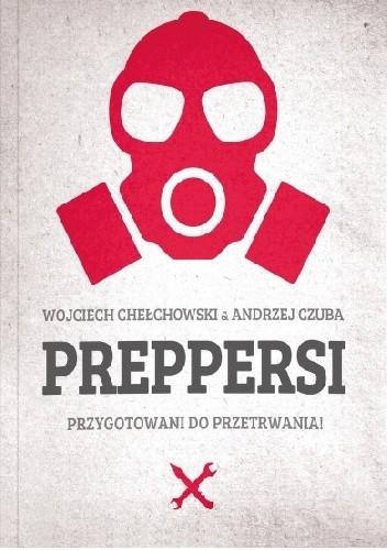 Okładka książki Preppersi