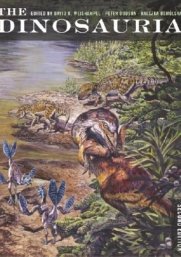 Okładka książki The Dinosauria