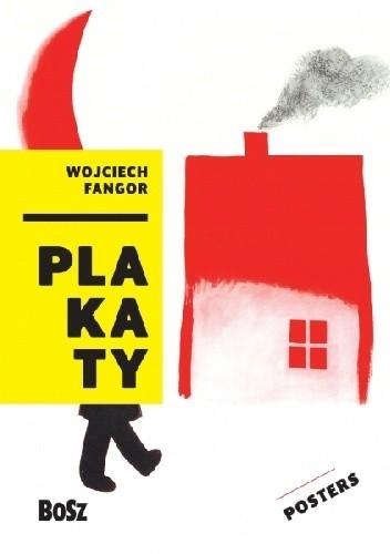 Okładka książki Fangor. Plakaty