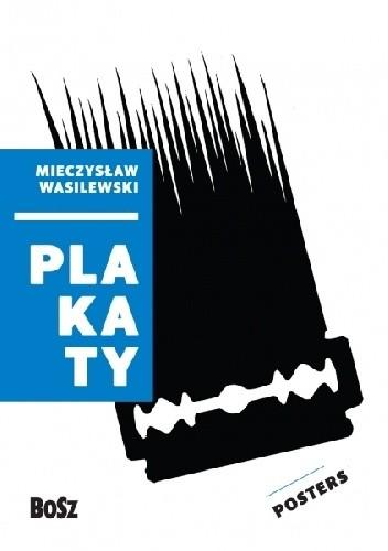 Okładka książki Wasilewski. Plakaty