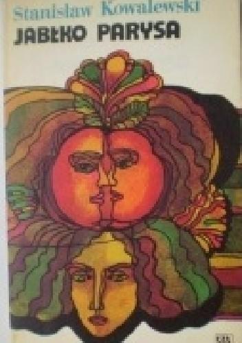 Okładka książki Jabłko Parysa