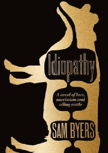 Okładka książki Idiopathy