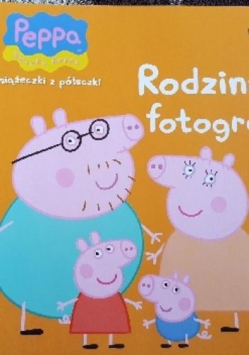 Okładka książki Rodzinna fotografia.