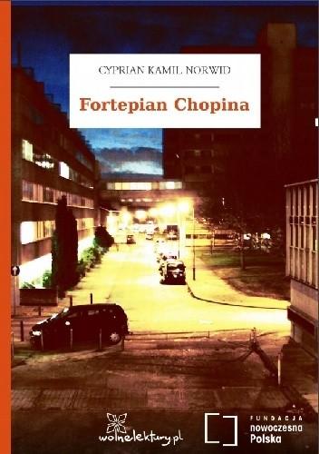 Okładka książki Fortepian Chopina