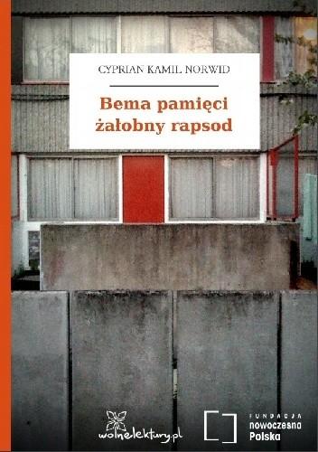 Okładka książki Bema pamięci żałobny rapsod