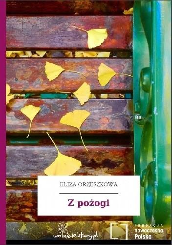 Okładka książki Z pożogi