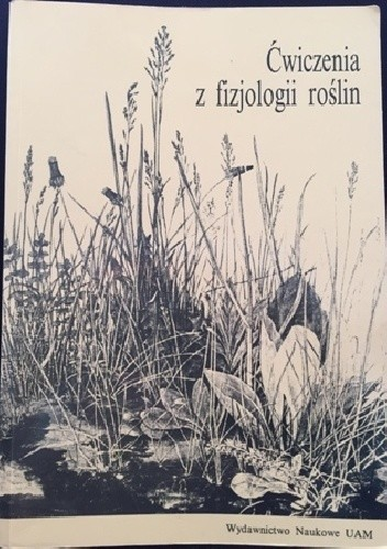 Okładka książki Ćwiczenia z fizjologii roślin