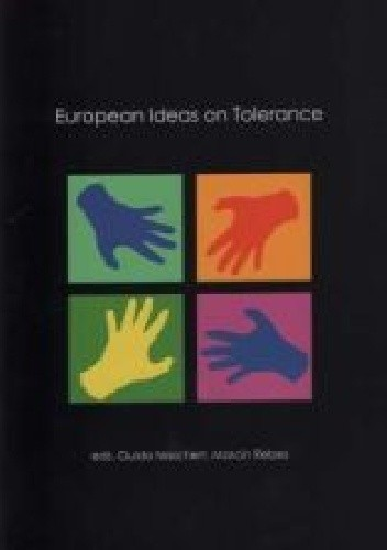 Okładka książki European Ideas on Tolerance