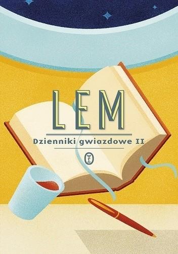 Okładka książki Dzienniki gwiazdowe II