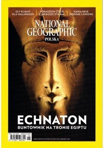 Okładka książki National Geographic 06/2017 (213)