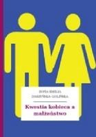 Kwestia kobieca a małżeństwo