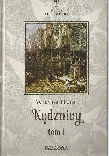 Okładka książki Nędznicy Tom I