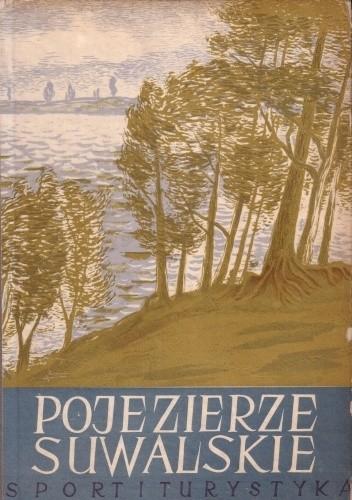 Okładka książki Pojezierze Suwalskie