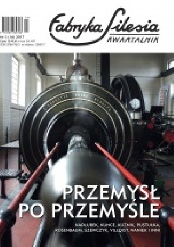 Okładka książki Fabryka Silesia nr 2 (16) 2017