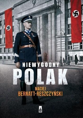 Okładka książki Niewygodny Polak