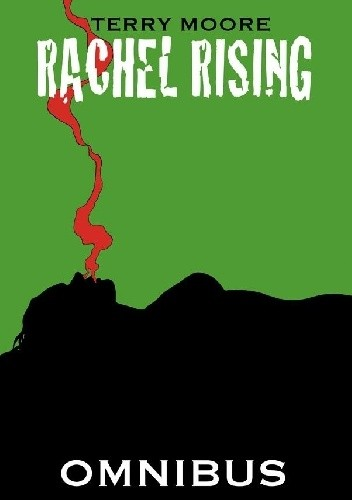 Okładka książki Rachel Rising Omnibus