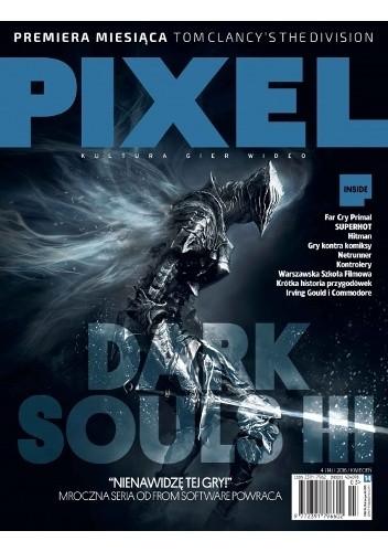 Okładka książki Pixel nr 14 (04/2016)