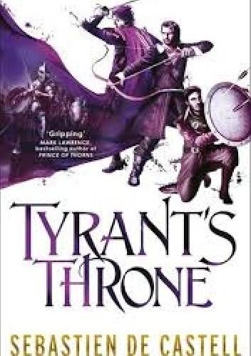 Okładka książki Tyrant's Throne