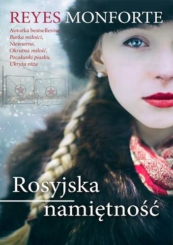 Okładka książki Rosyjska namiętność